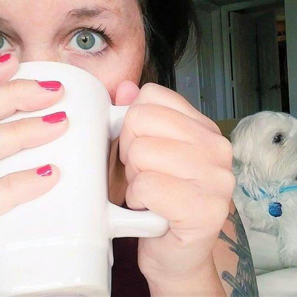coffee addict mama
